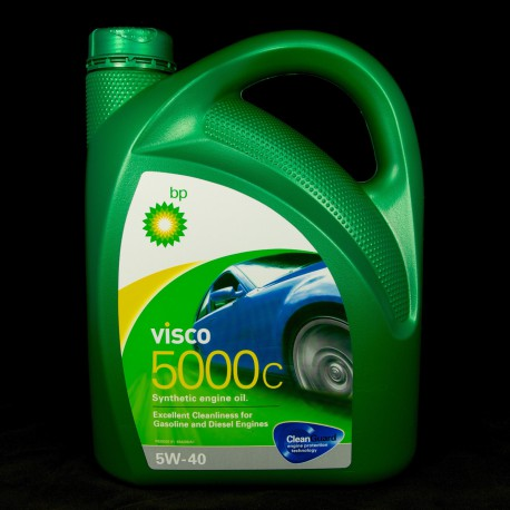 BP Visco 5000c 5W-40 4l