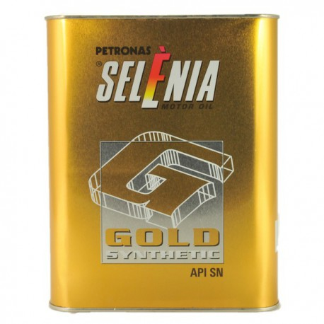 Selenia Gold Synthetic 10W-40 2l