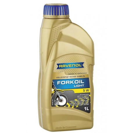 Ravenol ForkOil Light 5W 1l