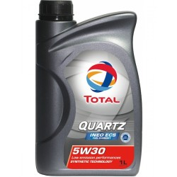 Total Quartz INEO ECS 5W-30 1l
