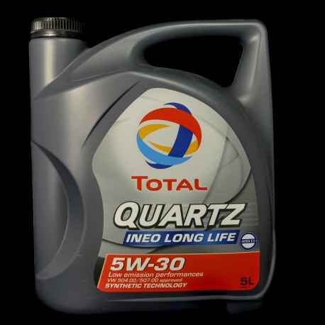 Total Quartz INEO Longlife 5W-30 5l